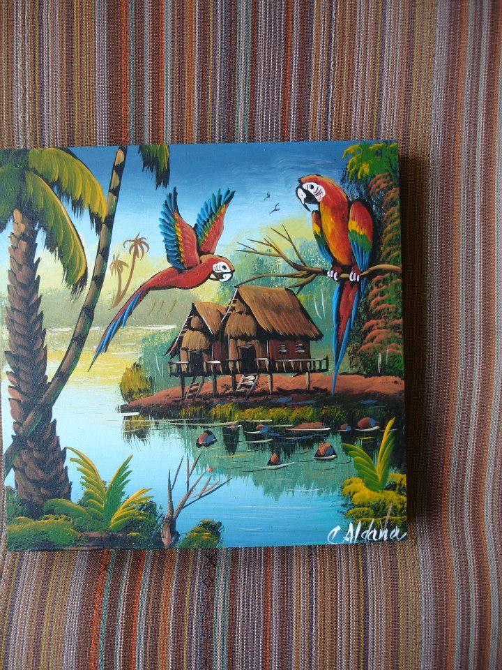 Pin By Carmen De Ostos On Cuadros Peruanos Pintados Con