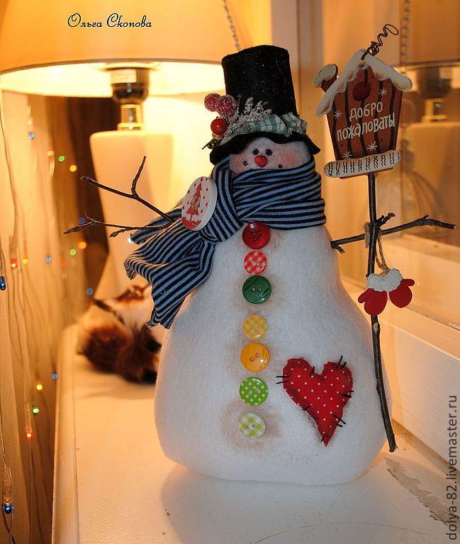 Christmas Crafts Felt