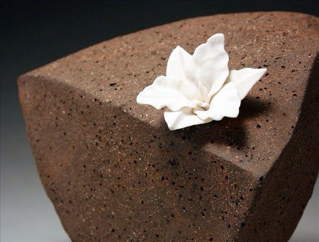 Urban Ontario  Tara Lynne Franco  Wall piece   Hand-built porcelain and earthenware $475 www.taralynnefranco.com