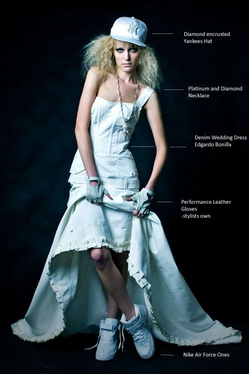 Trashy Wedding Dresses - Gown And Dress Gallery