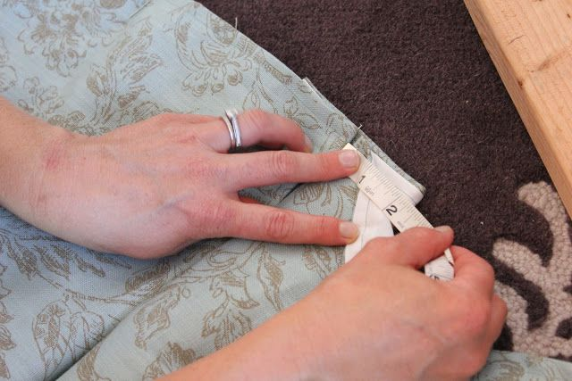 "LSID BLOG: A ""How-To"" Box Pleat Valance Tutorial"