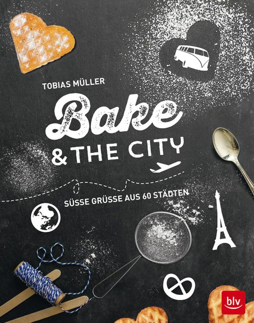 Bake and the City Cover