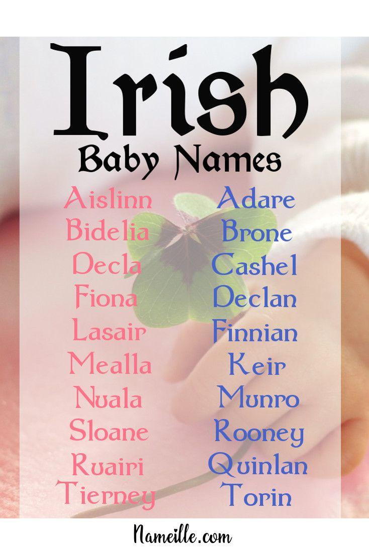 53 Irish Boy Names - Baby Names - nameberry