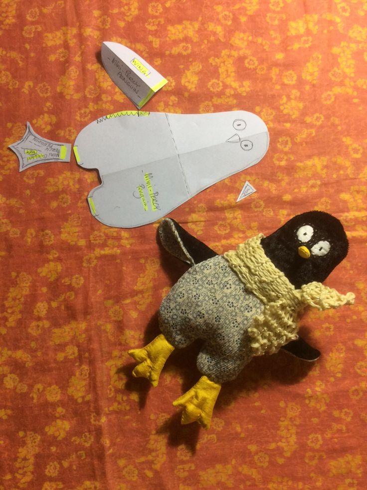 Percy Penguin.(Small version.)