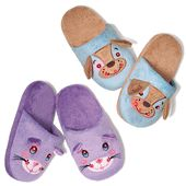 Children's slippers, different colors and styles to choose from. Shop online at: http://www.interavon.ca/elisabetta.marrachiodo elizabeth.marra-chiodo@rogers.com