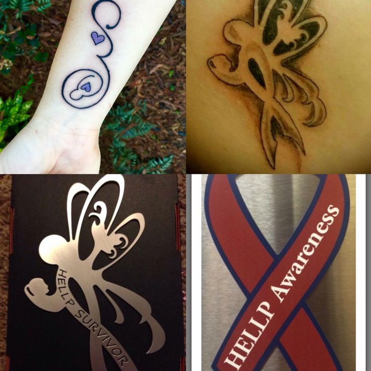 HELLP syndrome awareness. I love the bottom left, maybe something similar to top right. I like the purple preemie hearts on top left. According to the preeclampsia foundation website, HELLP syndrome colors are dark red outlined in navy.
