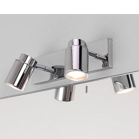 Buy ASTRO Como 2 Bathroom Spotlight Wall Plate Online at johnlewis.com