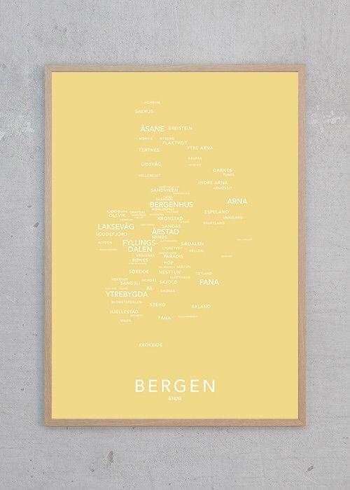 BERGEN PLAKAT | NØR