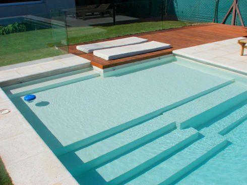 M s de 25 ideas incre bles sobre piscinas elevadas en for Piletas modernas