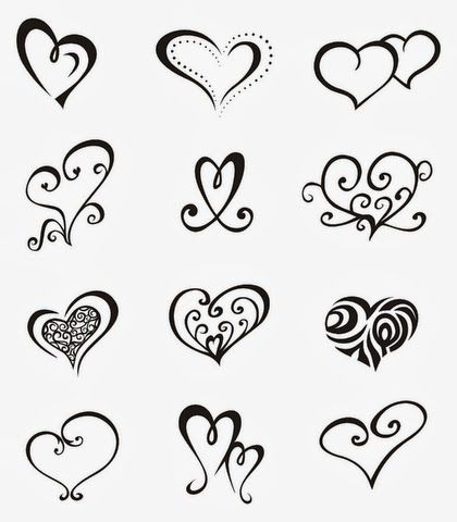 17 Best images about Heart on Pinterest | Heart tree, Clip art and ...