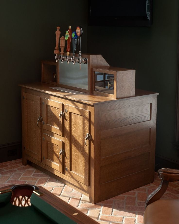 Eclectic Design 15 Home Bar Ideas To Enjoy Your Drinks: 15 Best Images About Keezer On Pinterest