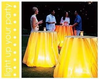 A New Way To Light Up Party