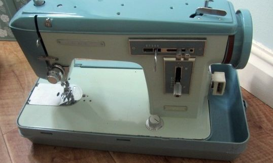 charger 651 sewing machine manual