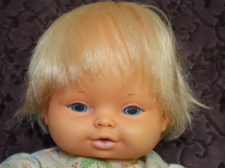 1972 Mattel Quot Baby Tender Love Quot 1970 S Dolls Pinterest