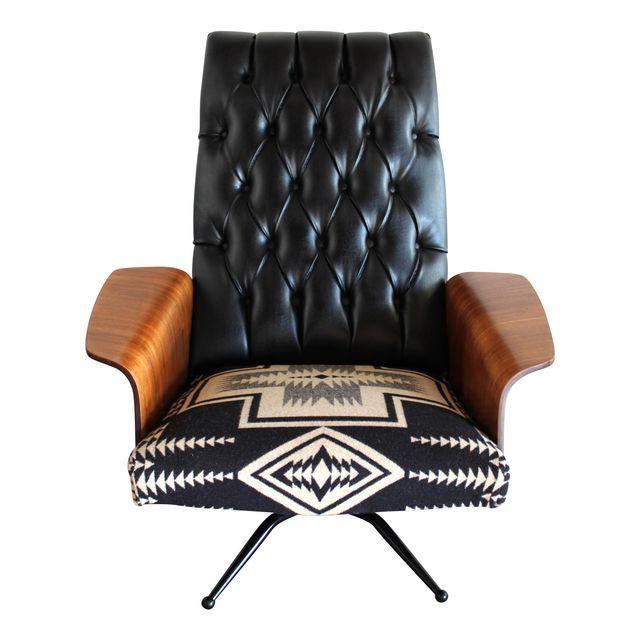 Image of George Mulhauser Rocker Recliner Chair W/Pendleton  sc 1 st  Pinterest & Best 25+ Rocker recliner chair ideas on Pinterest | Oversized ... islam-shia.org