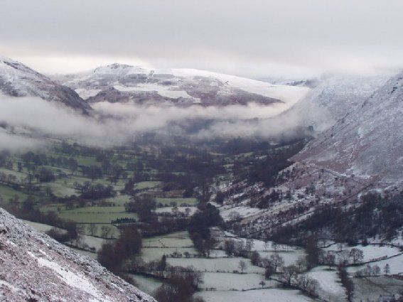 Wales in winter