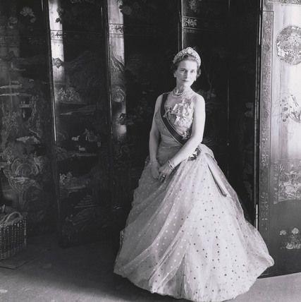 British Royalty:  Princess Alice, Duchess of Gloucester.