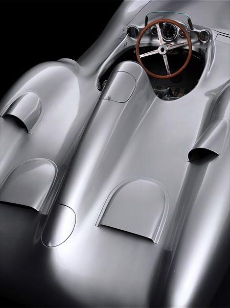 Mercedes-Benz W 196 'Silberpfeil' (1955)
