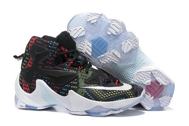 online retailer dfd88 1874a ... amazon free shipping only 69 nike lebron 13 xiii bhm lace lock c1333  e52bd