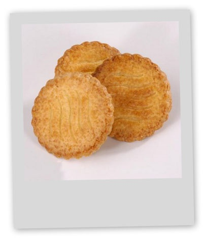 Les galettes bretonnes, ces fameux petits biscuits au beurre