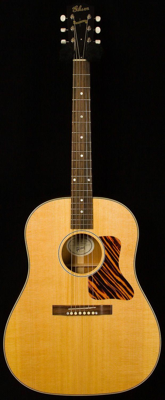 Gibson | Acoustic J-35 | Slope Shoulder | Natural