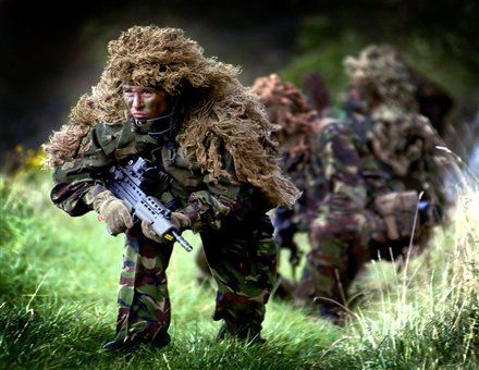 Royal Marines Commando | Photos of the Week-- Two Contest Winners from the Royal Navy