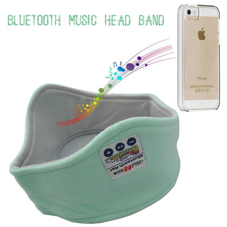 ==> [Free Shipping] Buy Best Modern Wireless Music Women Men Headwear Sports Yoga Gym Running Headband Sweat Block hair bands Online with LOWEST Price | 32666119277
