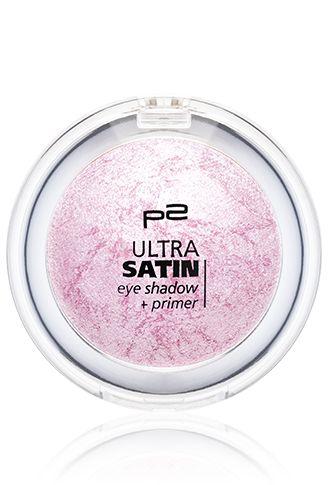 p2 cosmetics Ultra Satin eye shadow   primer