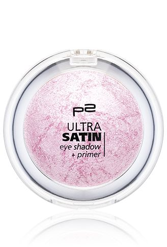 p2 cosmetics Ultra Satin eye shadow   primer