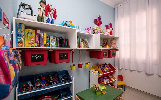Resultado de imagem para organizar brinquedoteca