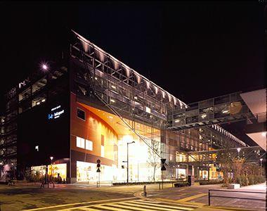 ららぽーと豊洲 #lighting #japan #tokyo #exterior #shop #shoppingmall  #landscape #facade #Taisei  #panasonic #cool #simple #awesome #minimal #sophisticate #popular #japanese #lightingdesigner #sydney #ryo