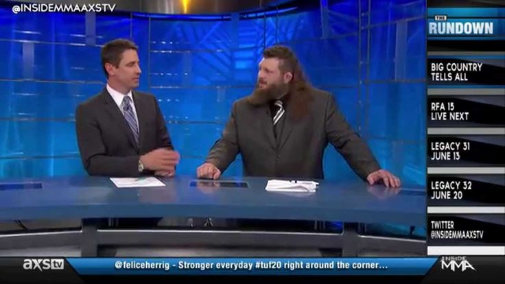 Who Hit Roy Nelson the Hardest?
