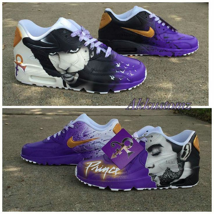 Air Max 90 Trouble Maniaco-violet Panique