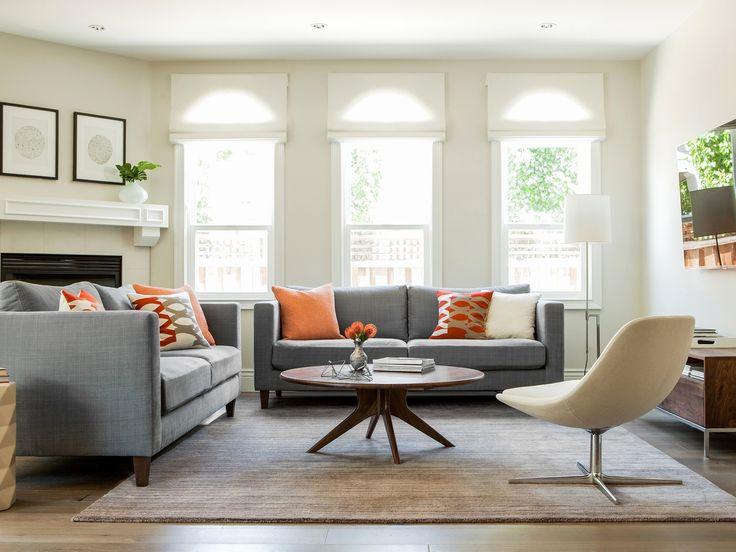 21 gray living room design ideas homedit