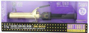 "Amazon.com: Hot Tools Professional 1110 Curling Iron with Multi-Heat Control, Mega 1-1/4"": Beauty"