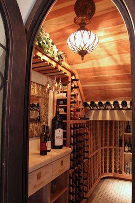 cave vin rangement id es pour la maison pinterest cave vin et rangement. Black Bedroom Furniture Sets. Home Design Ideas