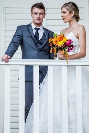 Moroccan Inspired Wedding Shoot at Teavine House.
