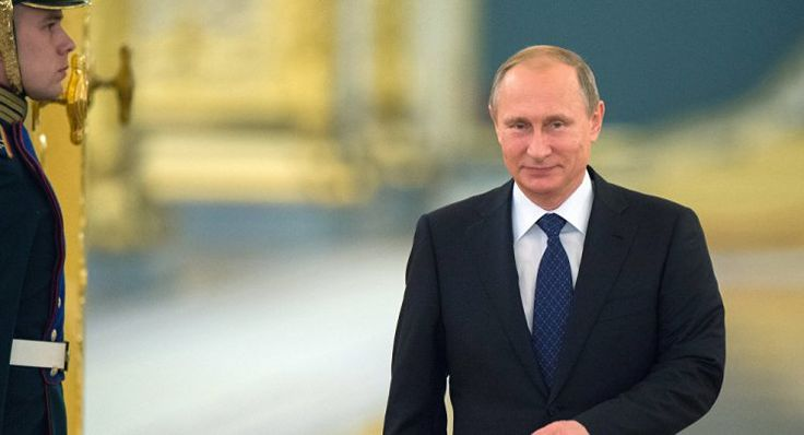Ο ΠΟΥΤΙΝ «ΜΥΡΙΣΤΗΚΕ» ΔΥΤΙΚΗ ΠΑΓΙΔΑ ΣΤΗ ΣΥΡΙΑ! Τα σχέδια των ΗΠΑ για «πολύχρωμη επανάσταση» στη Ρωσία