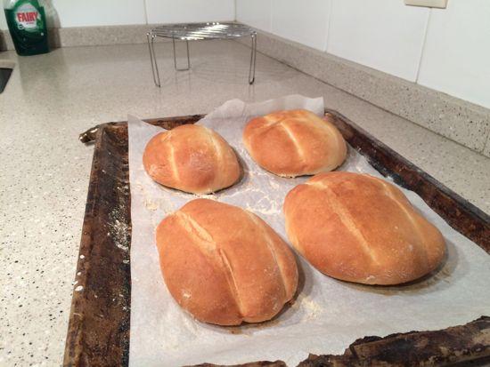 85 mejores im genes de pan bolillo en pinterest recetas - El amasadero ...