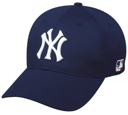 MLB ADULT New York YANKEES Home Navy Blue Hat Cap Adjustable Velcro TWILL by Team MLB - Authentic Sports Shop, http://www.amazon.com/dp/B004S6JIAA/ref=cm_sw_r_pi_dp_MveLrb1B7MF84