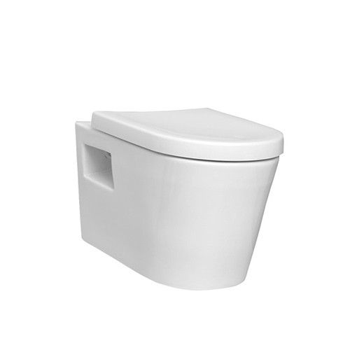 Matrix Wall-Mounted Vitra Toilet by Nameek's | YBath