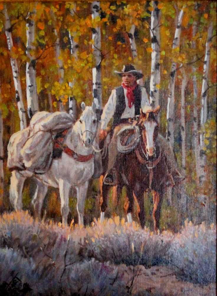 original painting ron stewart oil painting quotaspen