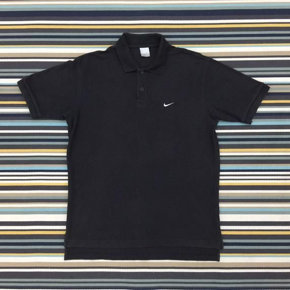 Vintage Nike Next One Polo Shirt Size L Measurement Armpit 21 Shoulder To Bottom 27 29 Great Used Condition No Nike Polo Shirts Shirts Mens Shirts