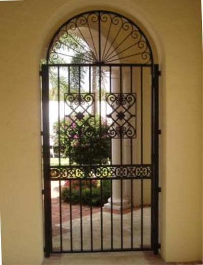 62 best images about iron entry gate on pinterest entry for Man door design