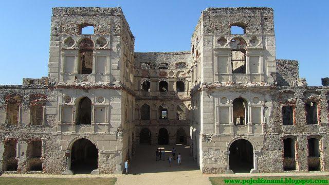 Pojedź z nami: Czarnolas, zamek Krzyżtopór, zamek w Chęcinach i dąb Bartek - krótka niedzielna wycieczka