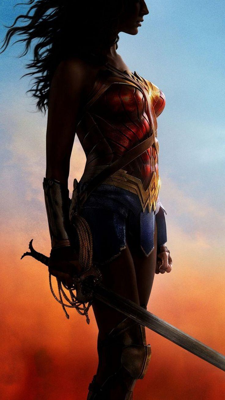 Wonder Woman Wallpaper For Mobile - Best iPhone Wallpaper