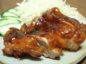 鶏モモ肉の*簡単*照り焼き