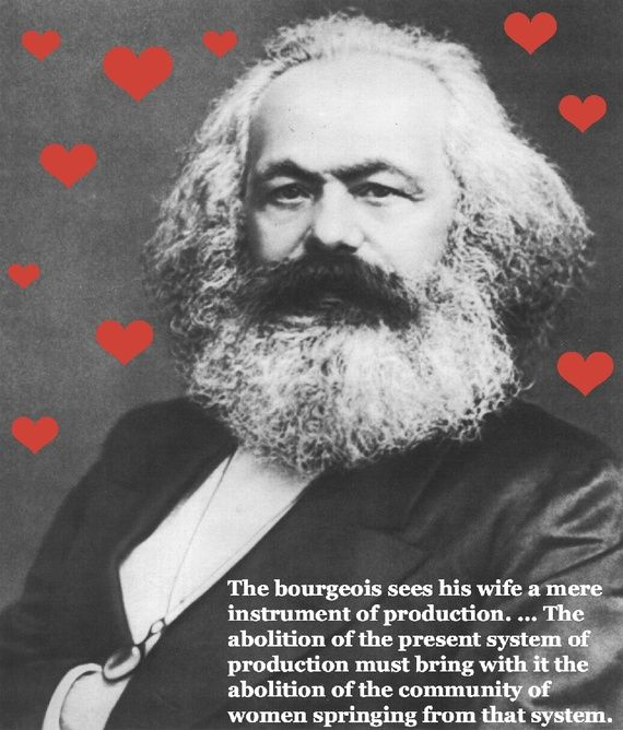 That's hawt.  [Valentine's Day Cards From the Western Canon, via The Atlantic]