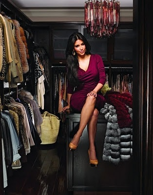 #closets #celebrityclosets #beauty #fashion