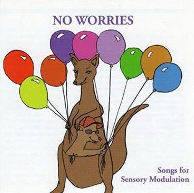 SensoryTools.net Australia - CD-No Worries & Booklet